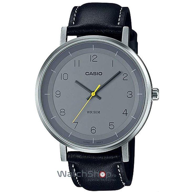 Ceas Casio STANDARD MTP-E139L-8BVDF de Mana Original Pentru Barbati