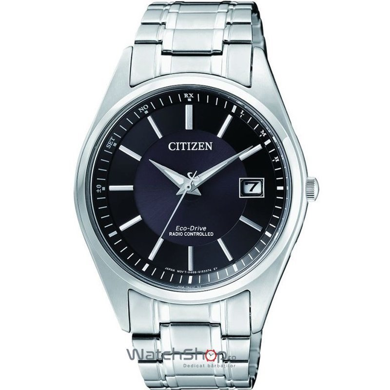 Ceas Citizen CLASSIC AS2050-87E Eco-Drive original barbatesc