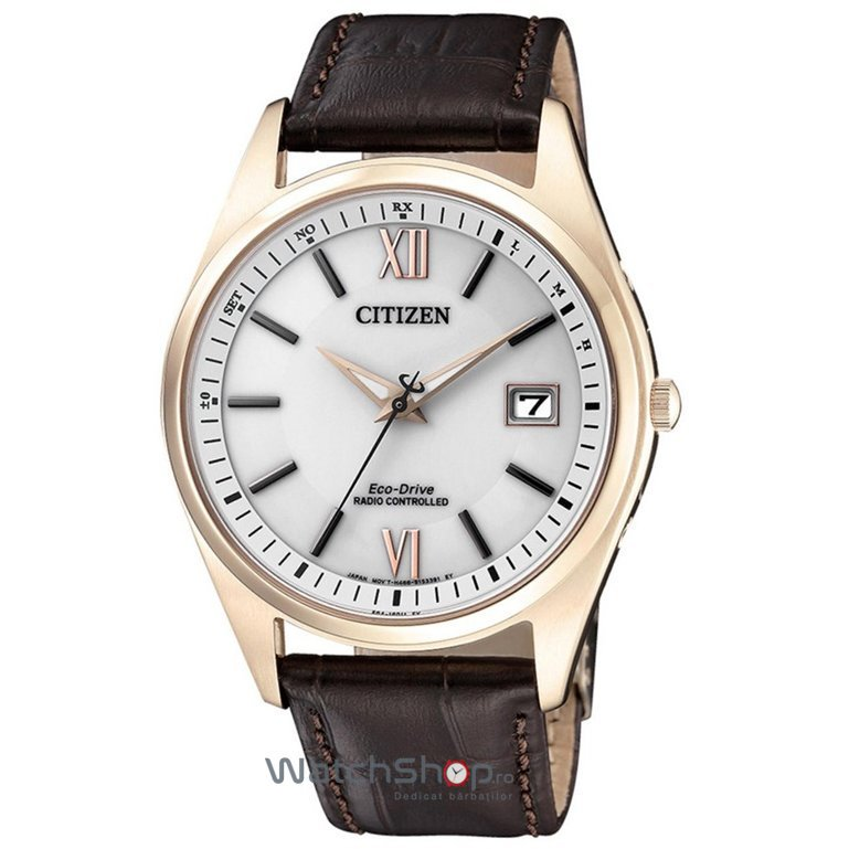 Ceas Citizen CLASSIC AS2053-11A Eco-Drive original barbatesc