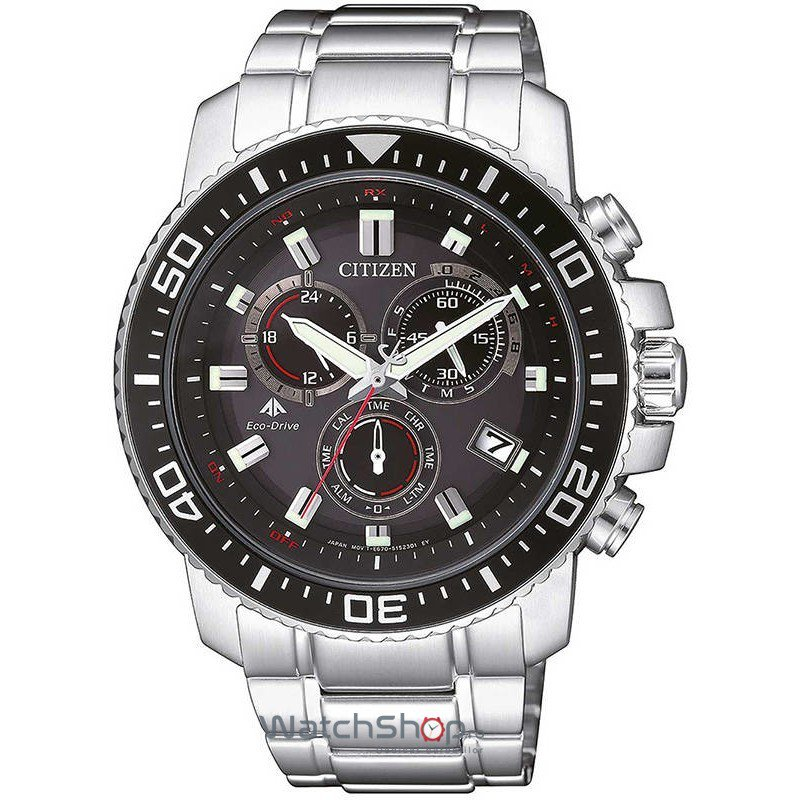 Ceas Citizen PROMASTER SKY AS4080-51E Eco-Drive Radio Controlled original barbatesc