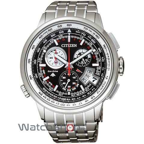 Ceas Citizen PROMASTER SKY BY0011-50E Eco-Drive Radiocontrolled original barbatesc