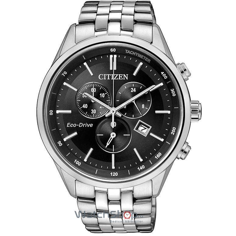 Ceas Citizen SPORT AT2141-87E Eco Drive original barbatesc