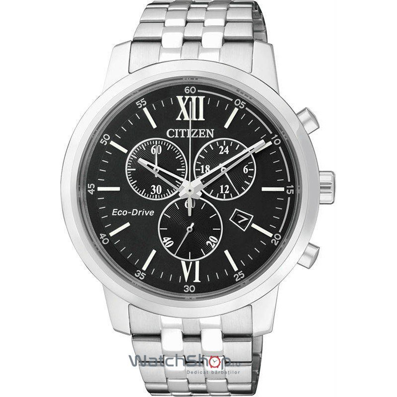 Ceas Citizen SPORT AT2301-82E Eco Drive original barbatesc