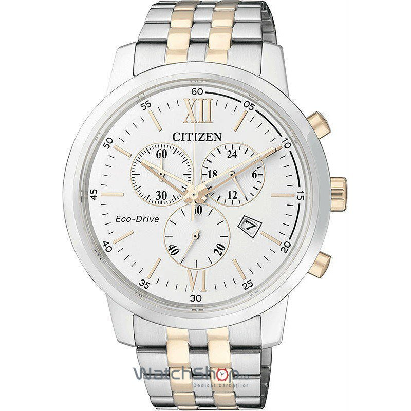 Ceas Citizen SPORT AT2305-81A Eco Drive original barbatesc