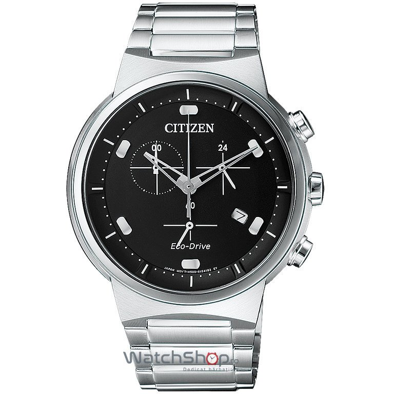 Ceas Citizen SPORT AT2400-81E Cronograf original barbatesc