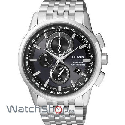 Ceas Citizen SPORT AT8110-61E Eco-Drive Radio Controlled original barbatesc