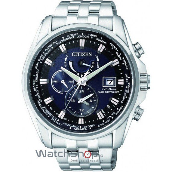 Ceas Citizen SPORT AT9030-55L Eco-Drive original barbatesc