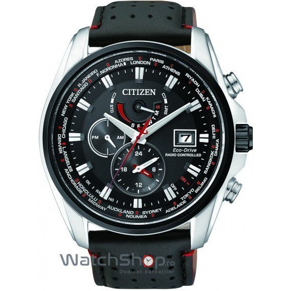 Ceas Citizen SPORT AT9036-08E Eco-Drive original barbatesc