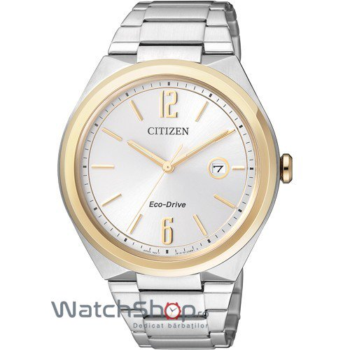 Ceas Citizen SPORT AW1374-51A Eco-Drive original barbatesc