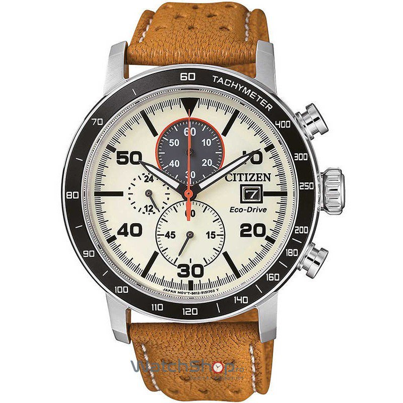 Ceas Citizen SPORT CA0641-16X Eco-Drive Chronograf original barbatesc