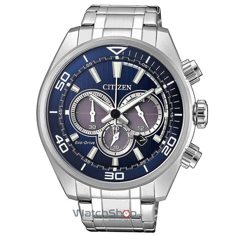 Ceas Citizen SPORT CA4330-81L Eco-Drive Chronograf original barbatesc