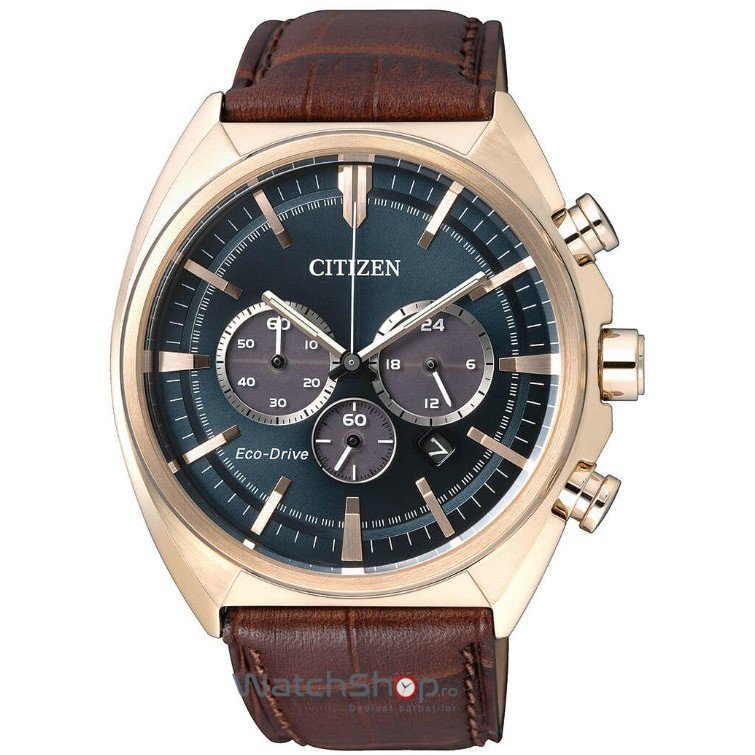 Ceas Citizen SPORT CHRONO CA4283-04L Eco-Drive original barbatesc