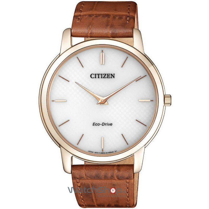 Ceas Citizen STILETTO AR1133-15A Eco-Drive original barbatesc