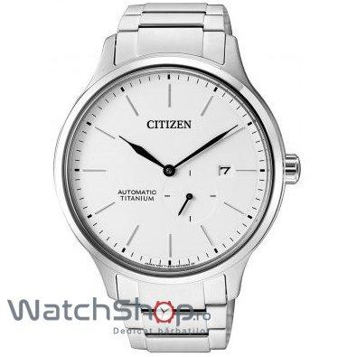Ceas Citizen TITANIUM NJ0090-81A Automatic original barbatesc