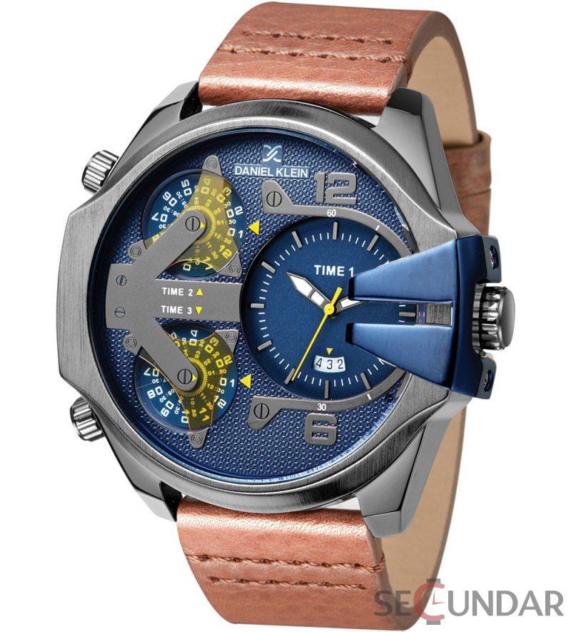 Ceas Daniel Klein Premium DK11232-4 Barbatesc de Mana Original