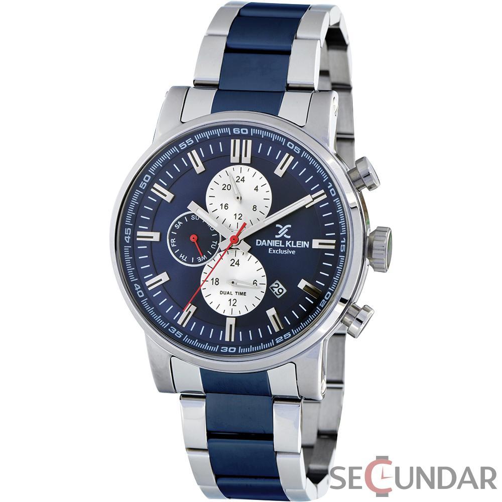 Ceas Daniel Klein Premium DK11558-2 Barbatesc de Mana Original