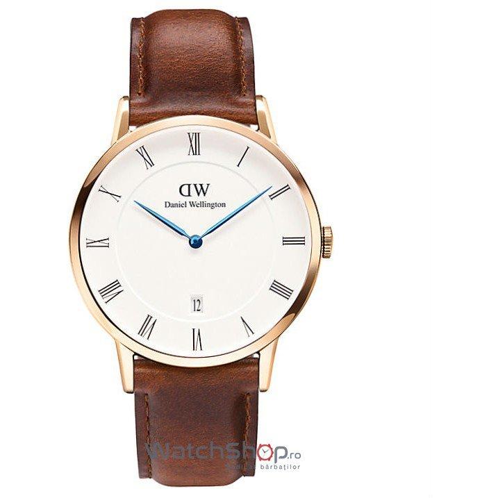 Ceas DanielWellington CLASSIC 1100DW Mawes Barbatesc Original de Lux