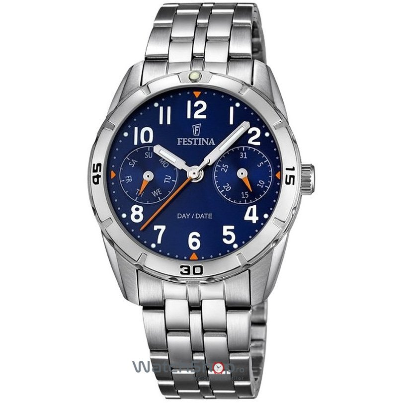 Ceas Festina JUNIOR F16908/2 original barbatesc