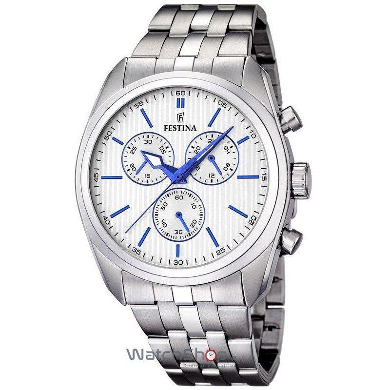 Ceas Festina SPORT F16778/2 Cronograf original barbatesc