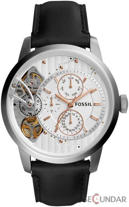 Ceas Fossil ME1164 Townsman Barbatesc de Mana Original