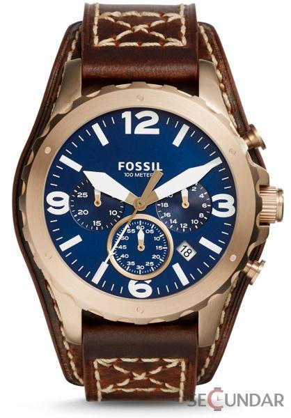 Ceas Fossil Nate JR1505 Barbatesc de Mana Original