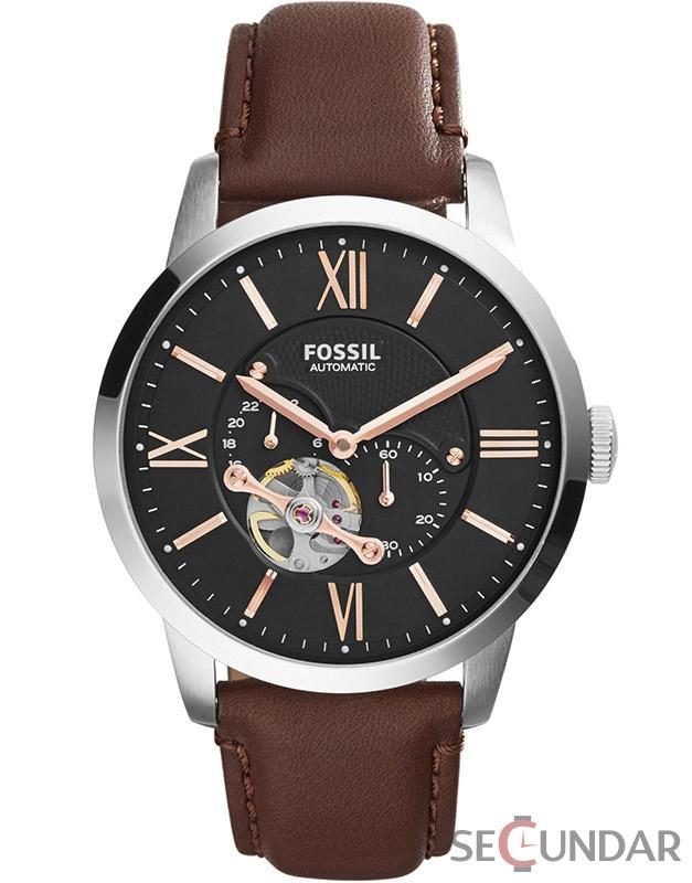 Ceas Fossil Townsman Automatic ME3061 Barbatesc de Mana Original