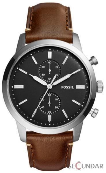 Ceas Fossil Townsman FS5280 Barbatesc de Mana Original