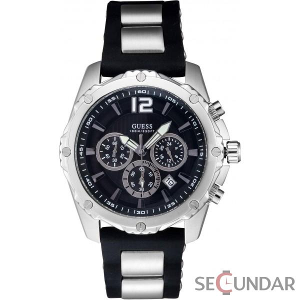Ceas Guess Intrepid Chronograph W0167G1 Barbatesc de Mana Original