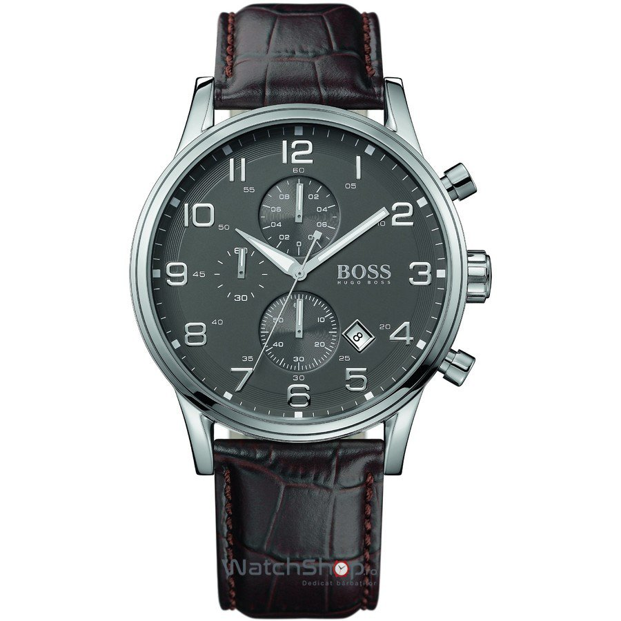 Ceas Hugo Boss BLACK 1512570 Barbatesc Original de Lux