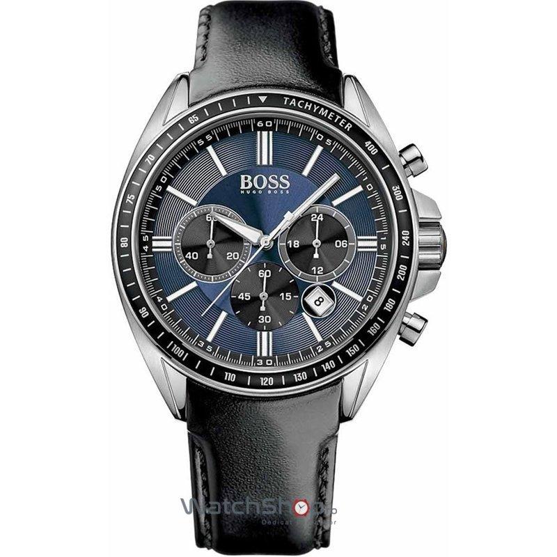 Ceas HugoBoss BOSS BLACK 1513077 Cronograf Barbatesc Original de Lux