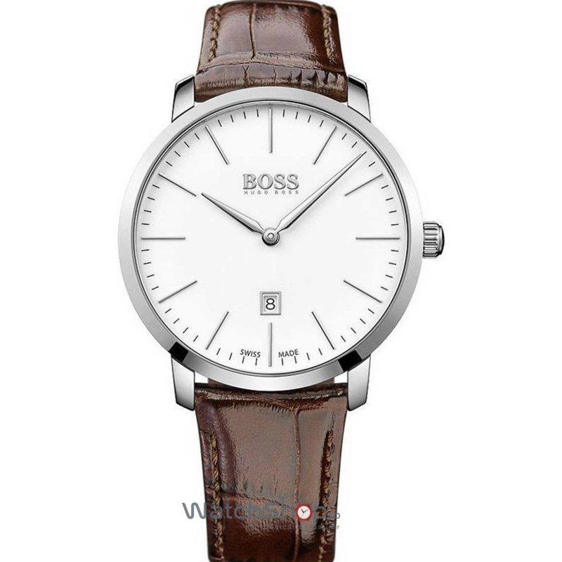 Ceas HugoBoss CLASSIC 1513255 Swiss Barbatesc Original de Lux