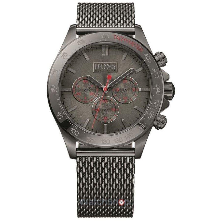 Ceas HugoBoss IKON 1513443 Cronograf Barbatesc Original de Lux