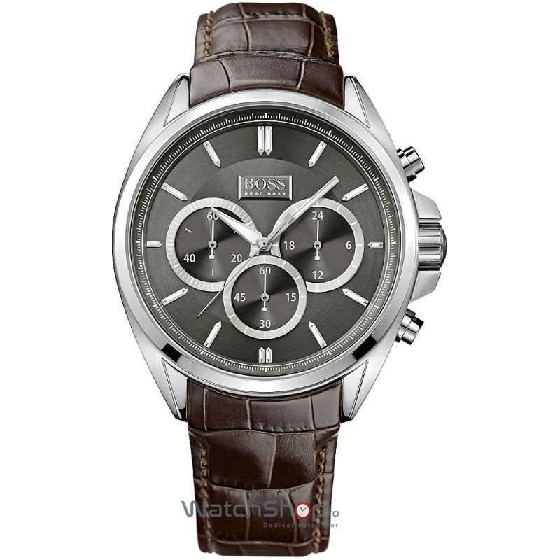Ceas Hugo Boss SPORTS 1513035 Driver Chronograph Barbatesc Original de Lux