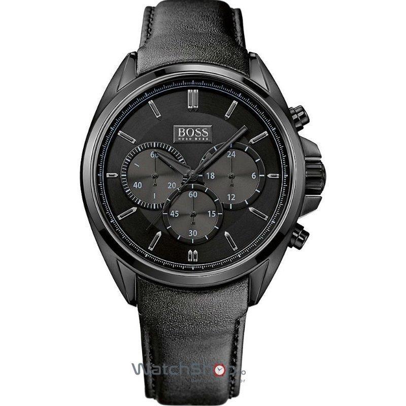 Ceas HugoBoss SPORTS 1513061 Driver Chronograph Barbatesc Original de Lux