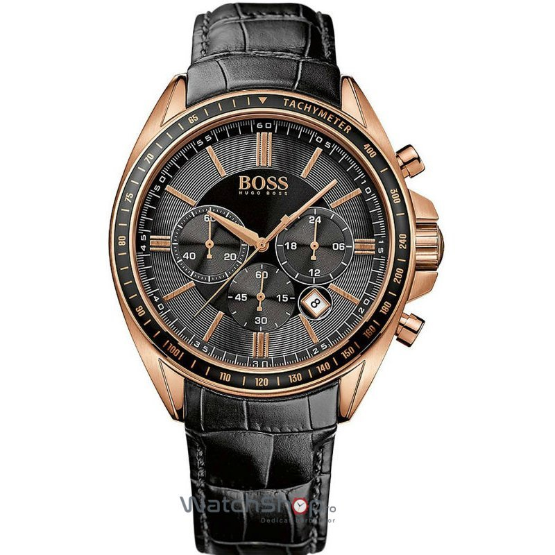 Ceas Hugo Boss SPORTS 1513092 Driver Chronograph Barbatesc Original de Lux
