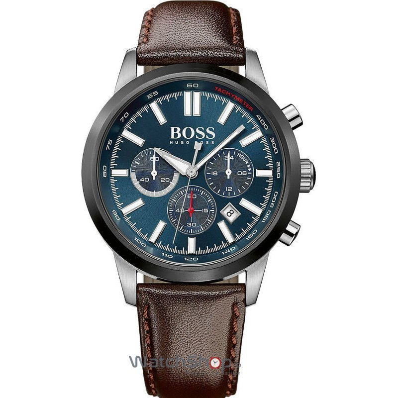 Ceas Hugo Boss SPORTS 1513187 Racing Chrono Barbatesc Original de Lux