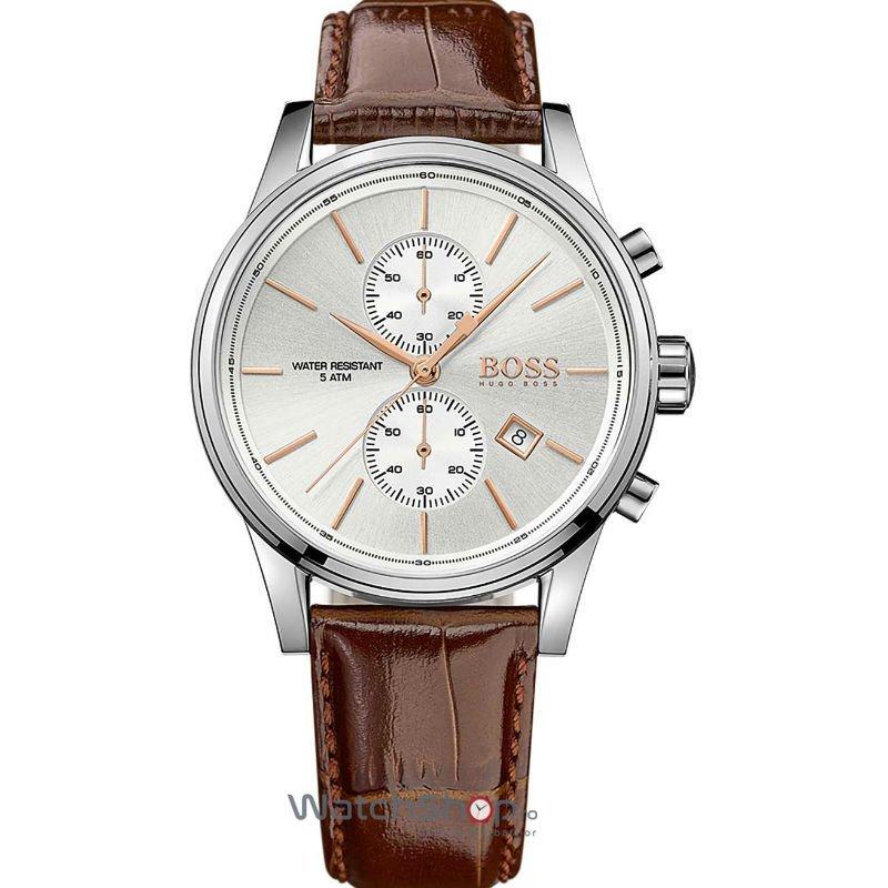 Ceas HugoBoss SPORTS 1513280 Jet Chronograph Barbatesc Original de Lux