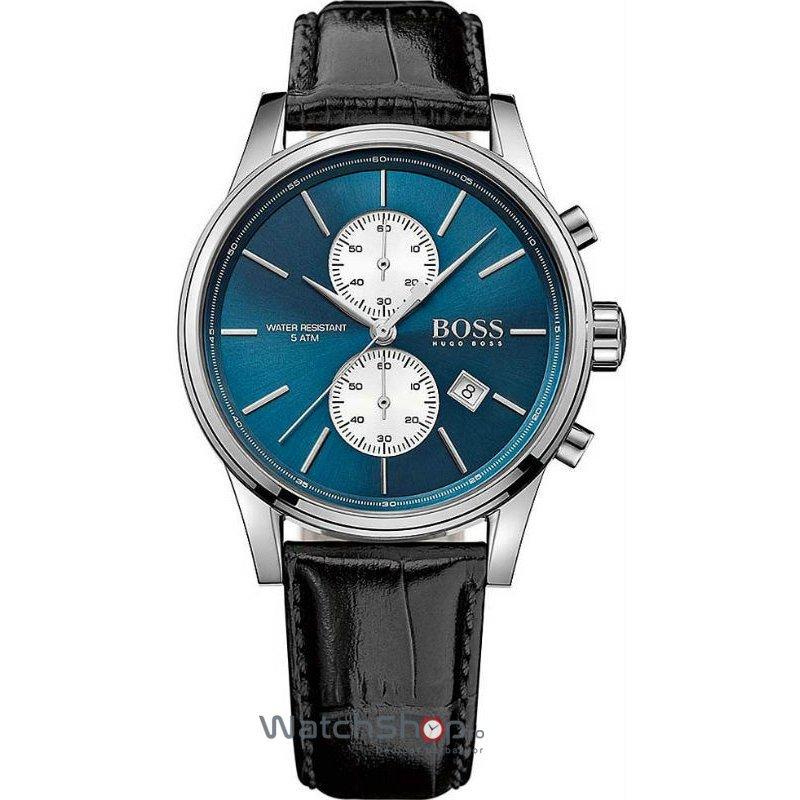 Ceas HugoBoss SPORTS 1513283 Jet Chronograph Barbatesc Original de Lux