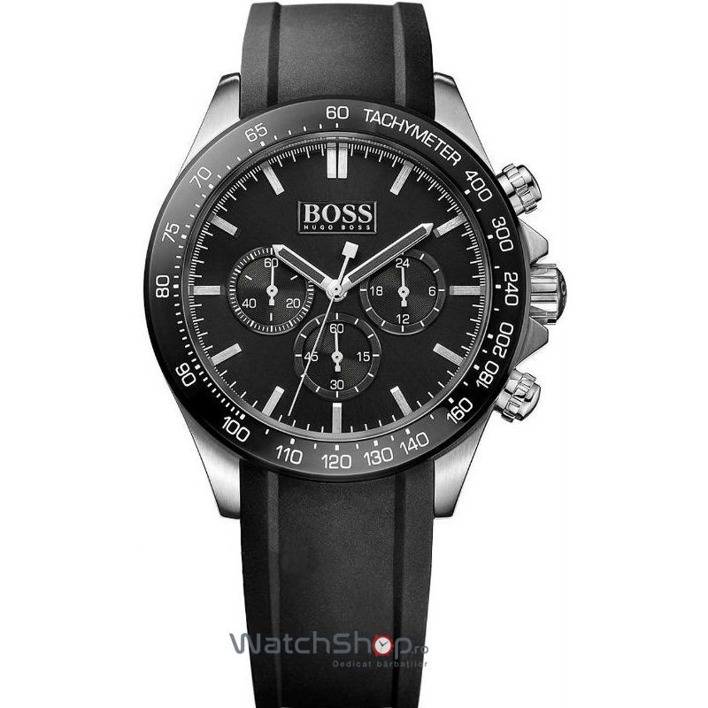 Ceas Hugo Boss SPORTS 1513341 Ikon Chronograph Barbatesc Original de Lux