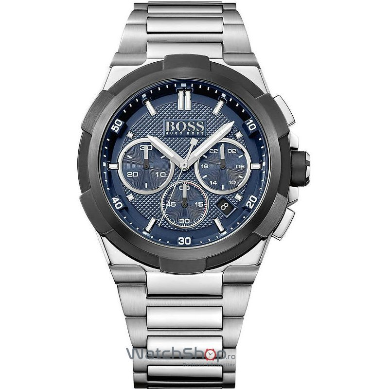 Ceas Hugo Boss SUPERNOVA 1513360 Chronograph Barbatesc Original de Lux