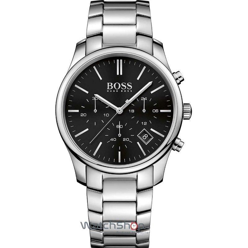 Ceas HugoBoss TIME-ONE 1513433 Chronograph Barbatesc Original de Lux