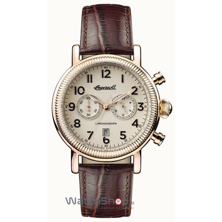 Ceas Ingersoll THE DANIELLS I01001 Cronograf original barbatesc