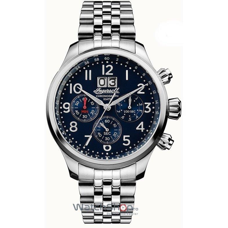 Ceas Ingersoll THE DELTA I02404 Cronograf original barbatesc