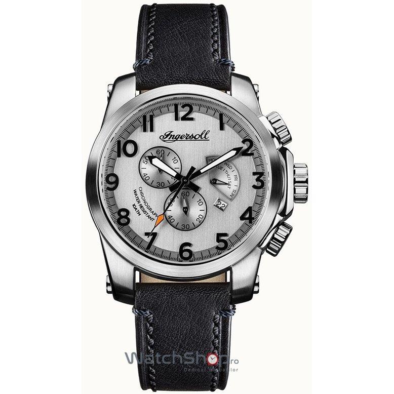 Ceas Ingersoll THE MANNING I03002 Cronograf original barbatesc