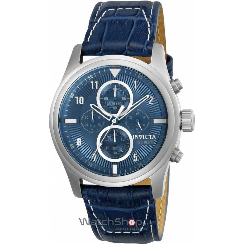 Ceas Invicta AVIATOR 22977 Cronograf Barbatesc Original de Lux