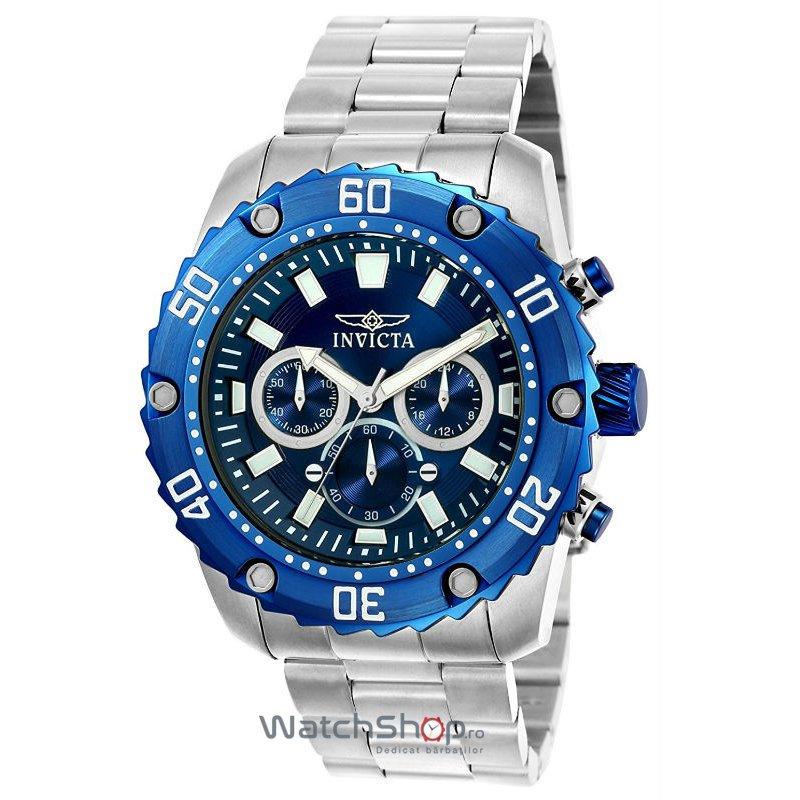 Ceas Invicta PRO DIVER 22517 Cronograf Barbatesc Original de Lux