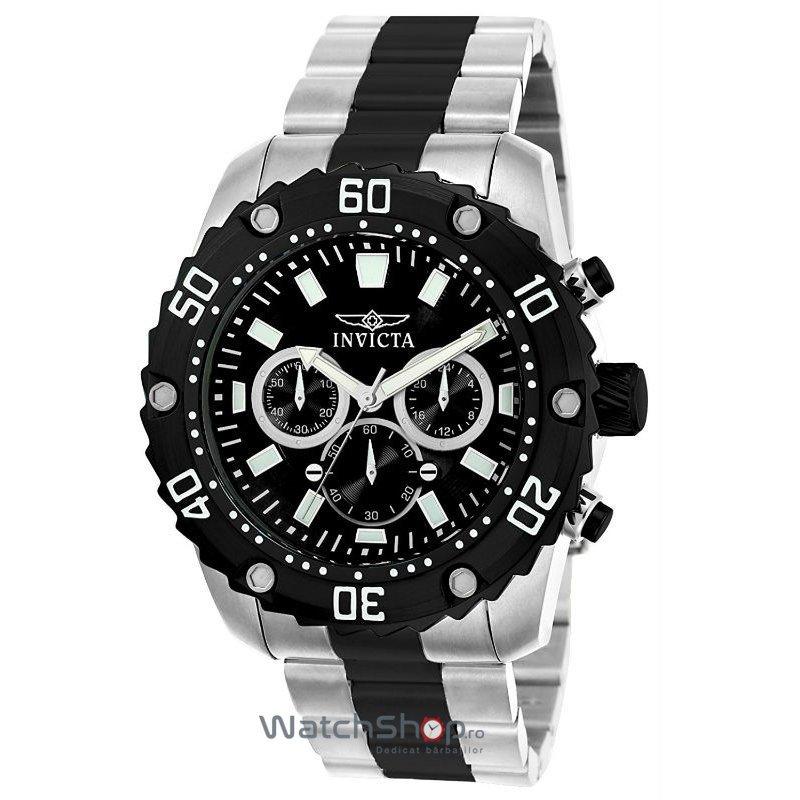 Ceas Invicta PRO DIVER 22521 Cronograf Barbatesc Original de Lux
