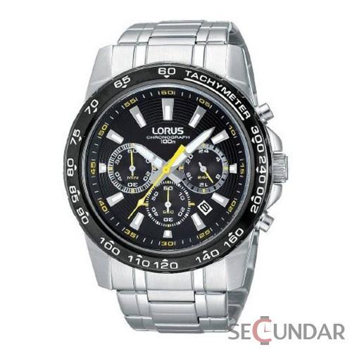 Ceas Lorus RT311BX9 Sport Fusion Chronograph Barbatesc de Mana Original