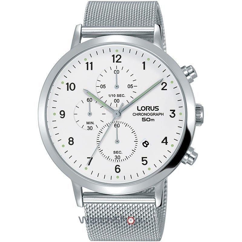 Ceas LorusbySeiko DRESS RM313EX-9 Cronograf de mana pentru barbati