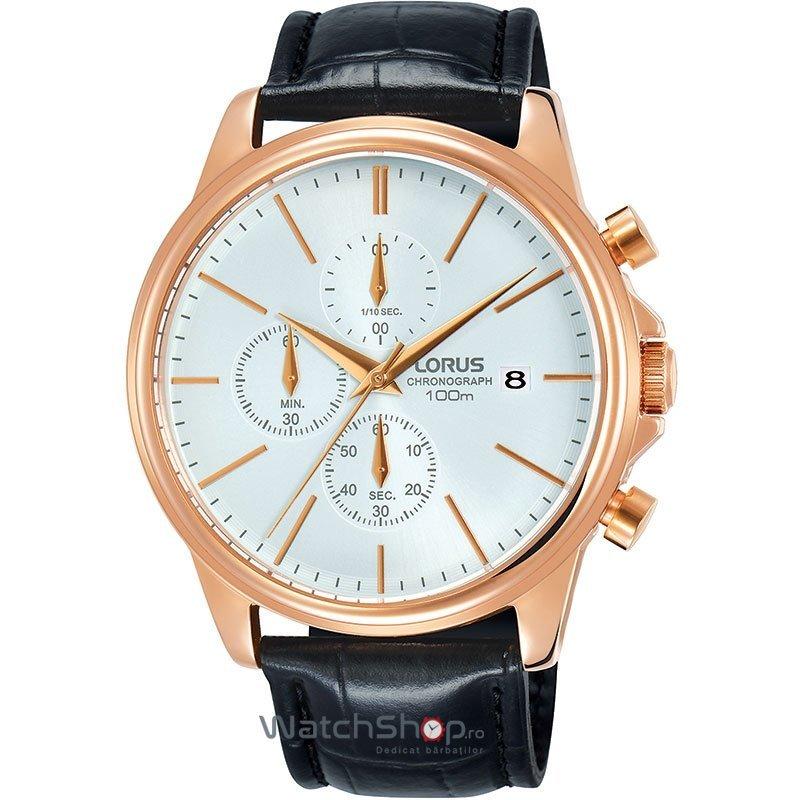 Ceas LorusbySeiko DRESS RM322EX-9 Cronograf de mana pentru barbati
